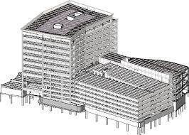 نمونه پروژه سازه بتنی