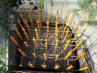 مراحل اجرای سازه های فولادی 0 تا 100