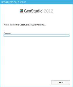 Geostudio2012