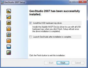آموزش نصب و کرک geostudio 2007