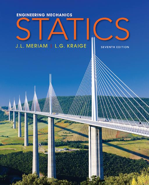 کتاب مکانیک مهندسی مریام (استاتیک)