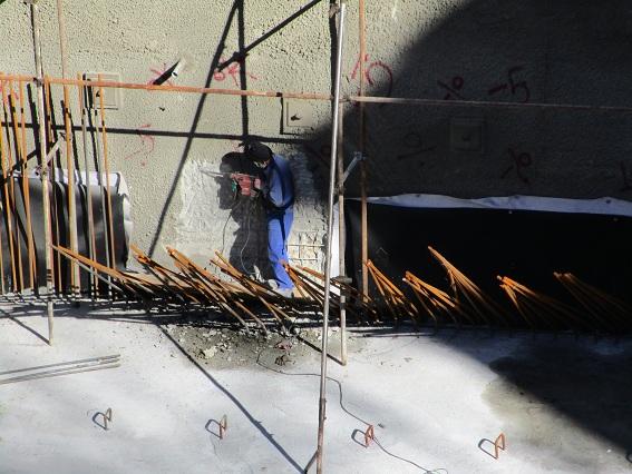 عایقکاری رطوبتی برای دیوارهای گود