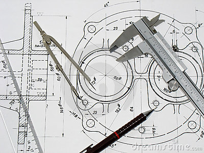 جزوه نقشه کشی و نقشه خوانی مهندسی