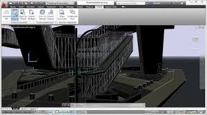 دانلود پلان معماری ساختمان مسکونی