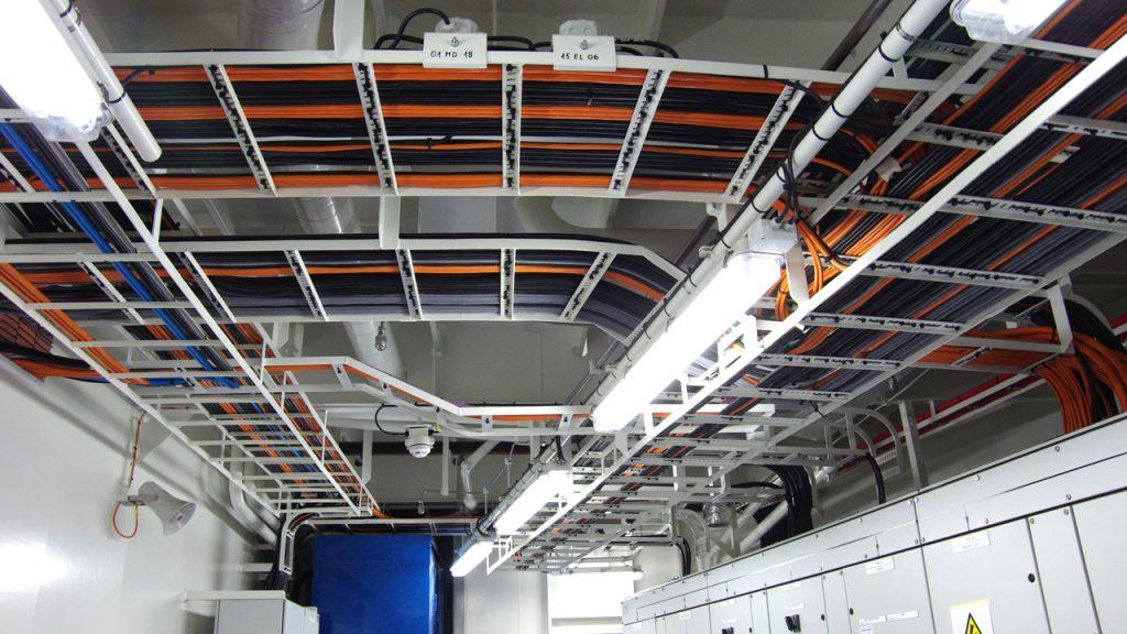 تاسیسات الکتریکی ساختمان