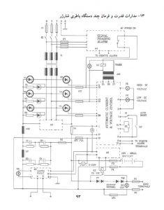 فایل نقشه خوانی تاسیسات برق